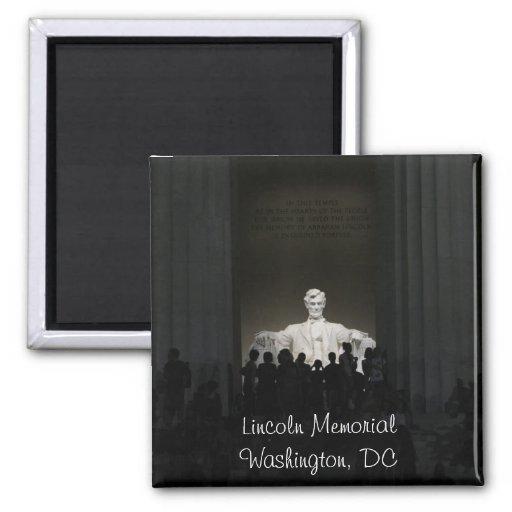 Lincoln Memorial Magnet