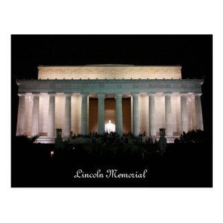 Lincoln Memorial Postcard