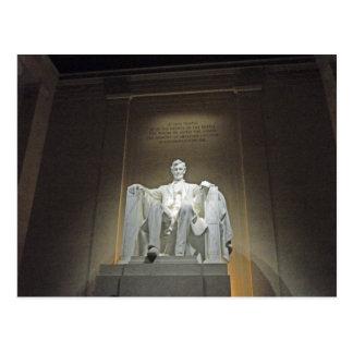 Lincoln Memorial Washington DC 002 Postcard