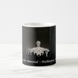 Lincoln Memorial - Washington, DC Mug