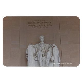 Lincoln Monument Magnet
