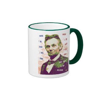 Lincoln-Religion-LTT Mug
