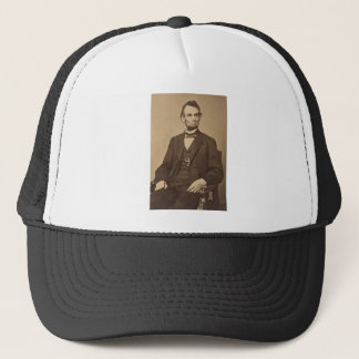 Lincoln Trucker Hat