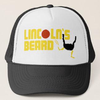 Lincolns Beard Official Team Hat