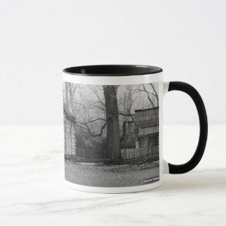 Lincoln's New Salem - 1 of 4 (B/W) Mug