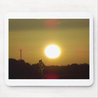 Lincolnshire Sunrise 5 Mousepads