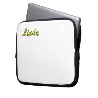 Linda computer sleeve