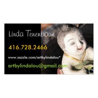 LindaLou Biz card - Promotion Pack Of Standard Business Cards