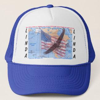 LINDA'S EAGLE HAT
