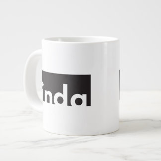 Linda's personal mug