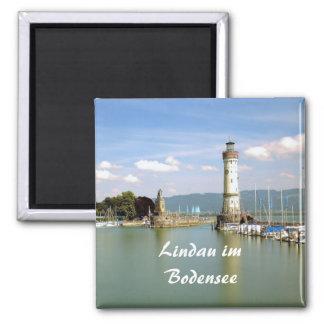 Lindau im Bodensee - Souvenir Magnet
