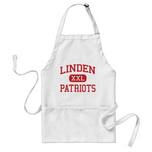 Linden - Patriots - High School - Linden Alabama Aprons