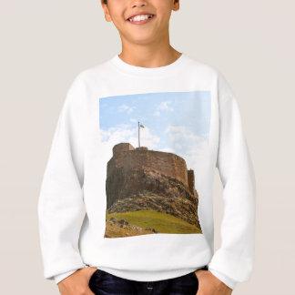 Lindisfarne Castle, Holy Island, England Sweatshirt