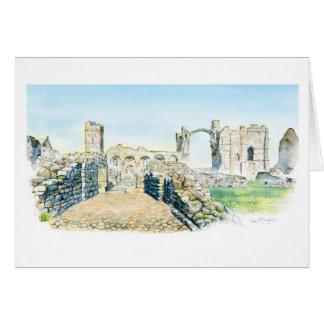 Lindisfarne Priory Card