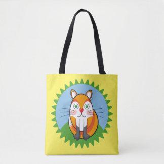 Lindo zorro, fox. tote bag