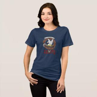 Lindsay Clan Badge Women's Dark T-Shirt