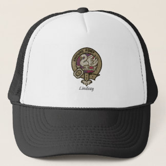 Lindsay Clan Crest Trucker Hat