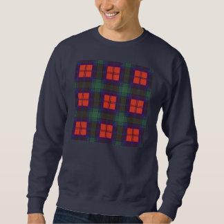 Lindsay clan Plaid Scottish tartan Sweatshirt
