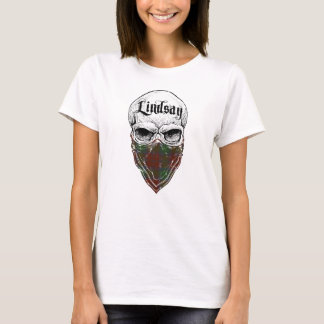 Lindsay Tartan Bandit T-Shirt