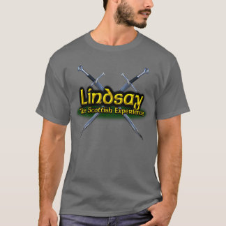 Lindsay The Scottish Experience Clan T-Shirt