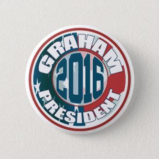Lindsey Graham for President in 2016 6 Cm Round Badge