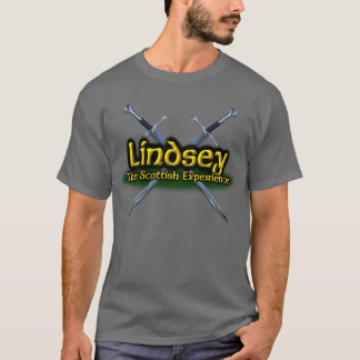 Lindsey The Scottish Experience Clan Lindsay T-Shirt