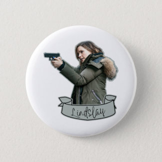 LindSLAY 6 Cm Round Badge