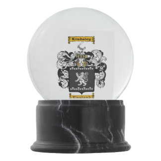 Lindsley Snow Globe