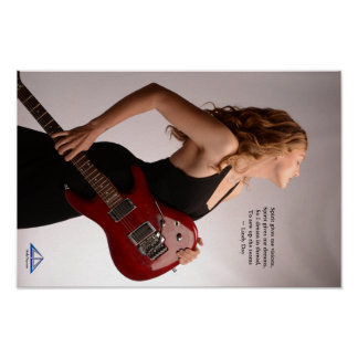 Lindy Day - Official Poster with Lyrics