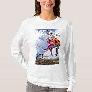 Lindy In the Alps T Shirt