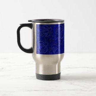Line A Electric Blue Honu Travel Mug