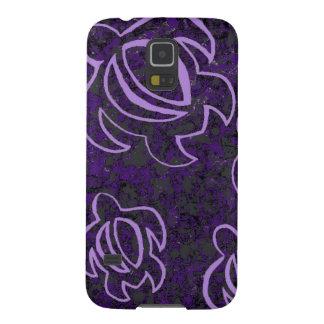 Line A Purple Honu Case For Galaxy S5