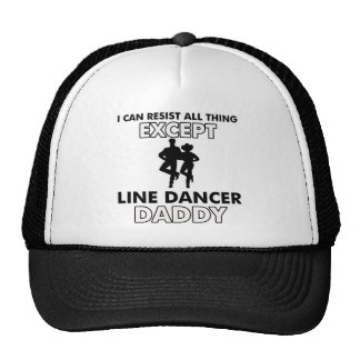 Line Dance Designs Cap