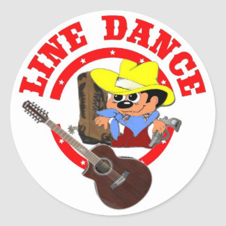 LINE Dance sticker BILLI small