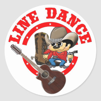 LINE Dance sticker Roy small