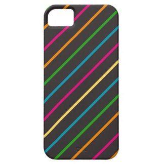 Line Delineation on iPhone 5/5S Barely There Case
