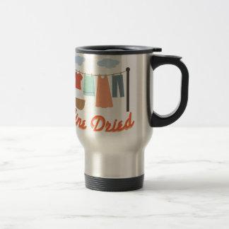 Line Dried Stainless Steel Travel Mug