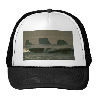 Line Of Rocks Hats