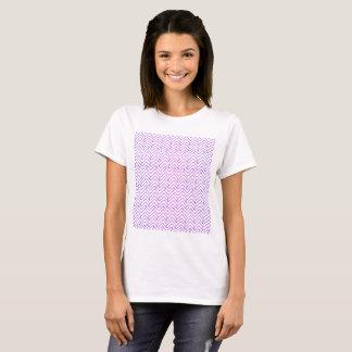 Line Pattern women shirt