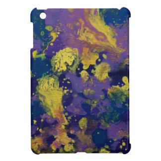 LineA Contemporary Art Painting iPad Mini Cover
