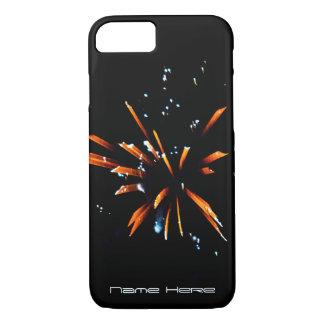 LineA Fireworks iPhone 7 Case