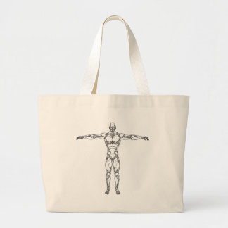 linear-1525080 large tote bag