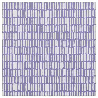 Linear, Modern Pattern - Sagamore - Purple Lily Fabric
