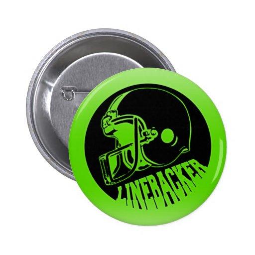 Linebacker Pin