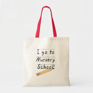 Nursery School Bags, Nursery School Tote Bags, Messenger ...