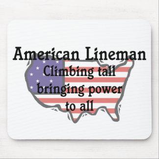 Lineman Mousepad