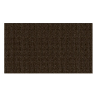 Linen Burlap Cloth Textured Business Cards Pack Of Standard Business Cards