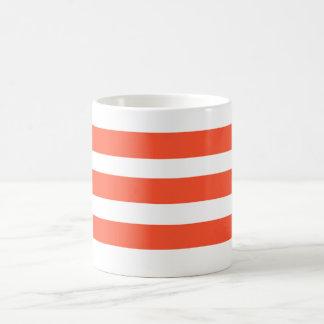 Lines Basic White Mug