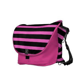 Lines Design Bag Courier Bags