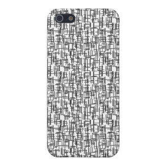 Lines iPhone 5 Cover